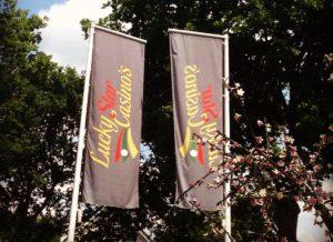 Vlaggen Oude Pekela